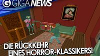 GIGA News: Alone in the Dark angekündigt, Heroes of Might & Magic 7 und Super Meat Boy Forever