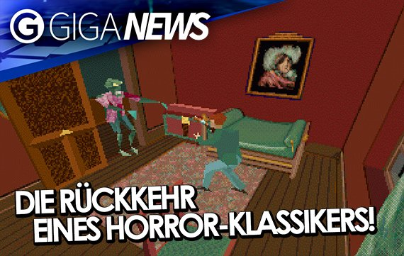 GIGA News: Alone in the Dark angekündigt, Heroes of Might & Magic 7 und Super Meat Boy Forever