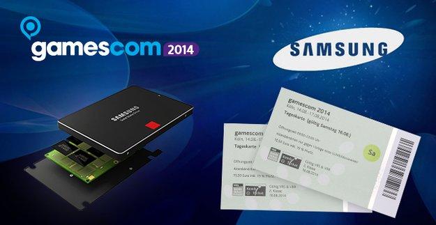gamescom-Gewinnspiel: Das sind die Gewinner der Samsung SSD 850 PRO!