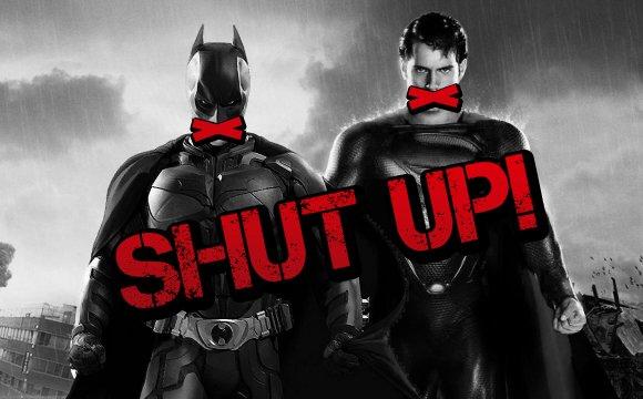 Batman v Superman: Erlaubt Warner Bros. keine Witze?