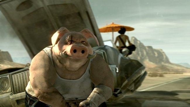 Beyond Good & Evil 2 könnte Raumfahrten und Planetenerkundungen bieten
