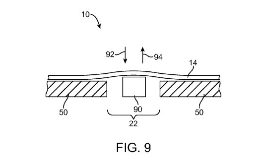Apple Patent flexibles Display 01