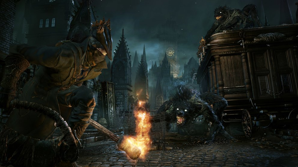 Bloodborne Features bei GIGA.de