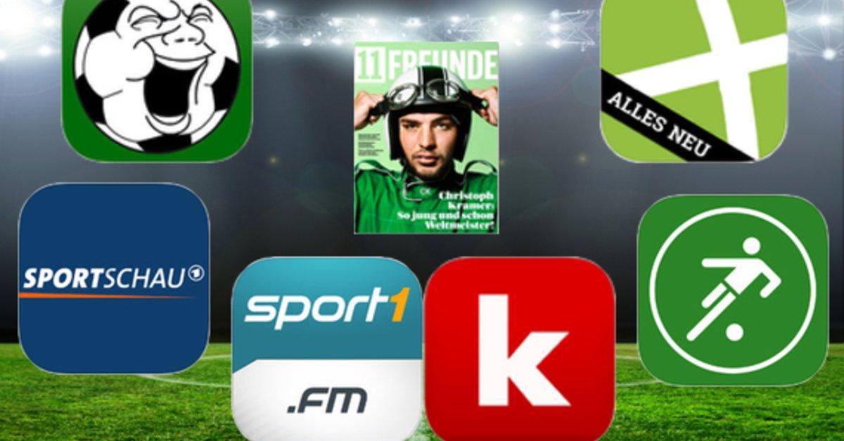 Beste Fussball App