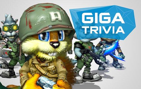 GIGA Trivia #60: Conker Live & Reloaded, SEGA Pico, das Famicom & mehr!