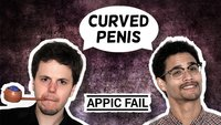 Appic Fail: Curved Penis