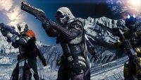 Destiny: Ghost nimmt an der Ice Bucket Challenge teil