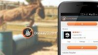 DonkeyGuard: Benutzerfreundlicher Manager für App-Berechtigungen als Xposed-Modul veröffentlicht