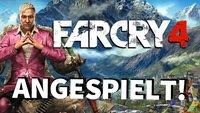 Far Cry 4 angespielt: Elefanten, Gyrokopter und gefährliche Haus-Tiger!