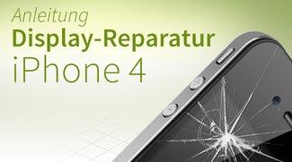 iPhone 4 Display wechseln: Detaillierte Bildanleitung