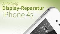 iPhone 4s Display tauschen: Detaillierte Bildanleitung