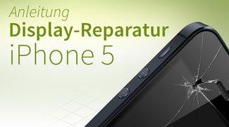 iPhone 5 Display-Reparatur: Detaillierte Bildanleitung