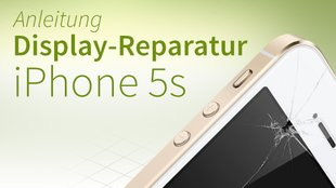 iPhone 5s Display-Reparatur: Detaillierte Bildanleitung