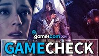 gamescom 2014: Gamecheck #1 mit Quantum Break, Evolve & Unity