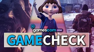 gamescom 2014: Gamecheck #2 mit Dying Light, The Division, Assassin's Creed Rogue & The tomorrow Children