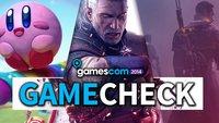 gamescom 2014: Gamecheck #6 mit Witcher 3, Kirby, The Order 1886 & mehr!