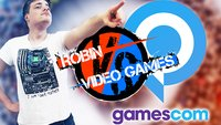 gamescom 2014: Robin VS Video Games - Ich will doch nur spielen!!
