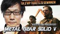 gamescom 2014: Gewinnt VIP-Tickets für das MGS-Event mit Hideo Kojima