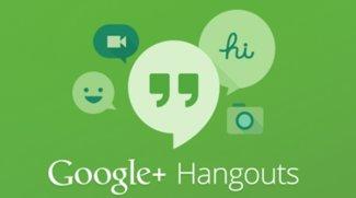 Google Hangouts: Googles Chat-Dienst