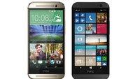 HTC One (M8): Bootloader könnte das Flashen von Windows Phone-OS unterstützen [Gerücht]