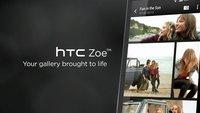 HTC Zoe bald auch für andere Smartphones