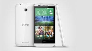 HTC Desire 510: 200 Euro-Einsteiger-Smartphone mit 64-Bit-SoC und LTE vorgestellt
