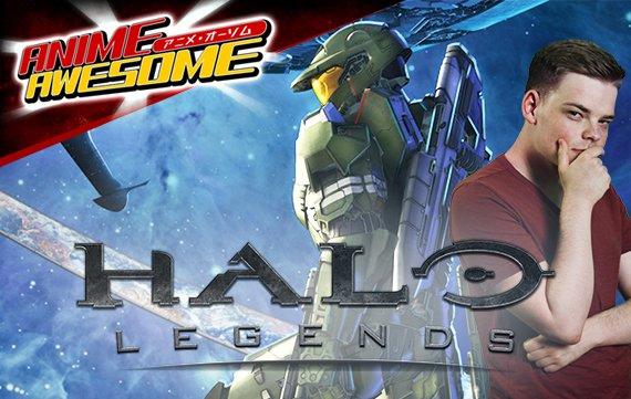 Anime Awesome: Halo Legends - Die Kunst des Ballerns
