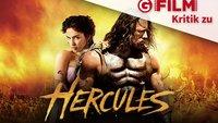 HERCULES - Kritik