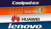 Hersteller auf Abwegen: Lenovo, Xiaomi & Co. expandieren