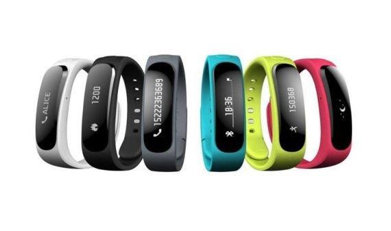 Huawei Talkband B1: Fitness-Tracker mit Bluetooth-Headset ab sofort in Deutschland erhältlich