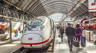 Deutsche Bahn will ICE-Flotte mit Unterhaltungssystemen aufrüsten