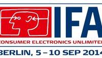 IFA 2014: Live aus Halle 11.1. / Stand 15