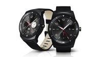 LG G Watch R: Erste Android Wear-Smartwatch mit kreisrundem Display vorgestellt