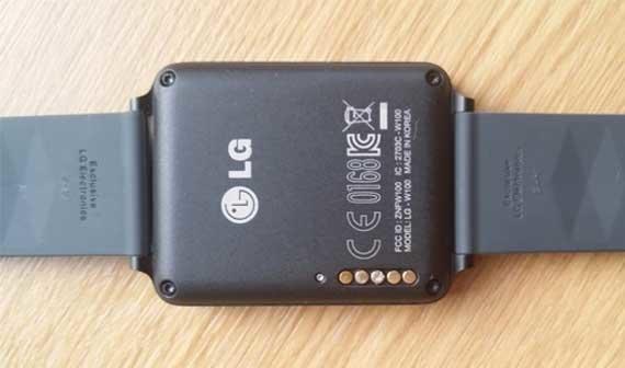 LG G Watch: Update behebt Problem mit korrodierenden Ladekontakten