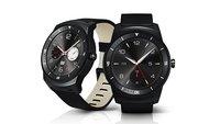 LG G Watch R: Anfang November für 269 Euro erhältlich