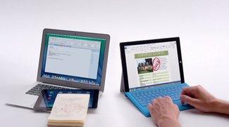 Werbung für das Surface Pro 3 nimmt MacBook Air ins Visier