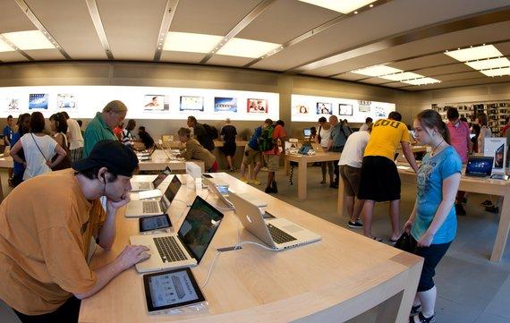Mac-Verkäufe in diesem Jahr vor Rekordergebnis