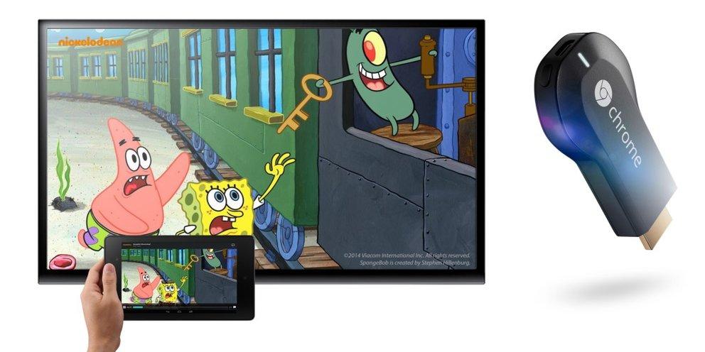 Magine-Streaming vom Tablet auf den Fernseher – mittels Chromecast