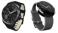 Moto 360 und LG G Watch R: So langsam werden Smartwatches interessant (Kommentar)