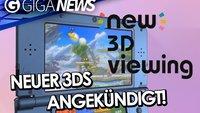GIGA News: New 3DS, Pokken Tournament, Amazon kauft Twitch und mehr!