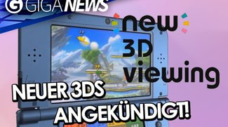 GIGA News: New 3DS, Pokken Tournament, Amazon kauft Twitch und mehr!