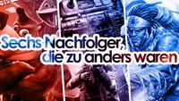 Ungewollte Nachfolger: Sechs Spiele-Fortsetzungen, die zu anders waren