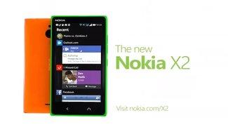 Nokia X2: Erster Werbespot veröffentlicht