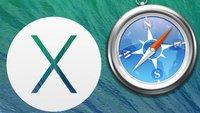 Neue Safari-Updates und OS X Mavericks-Beta