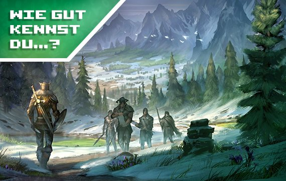 Wie gut kennst du The Elder Scrolls (Quiz)