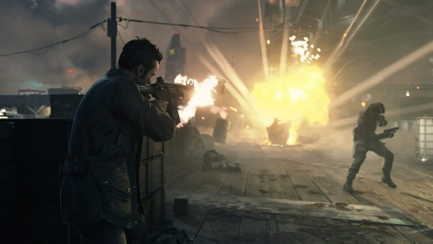 Quantum Break: Release im September 2015?
