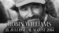 Danke, Robin Williams: Erinnerungen an den Schauspieler