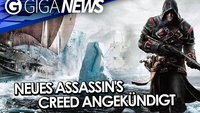 GIGA News: Assassin's Creed Rogue, Sierra-Revival, Sleeping Dogs Definitive