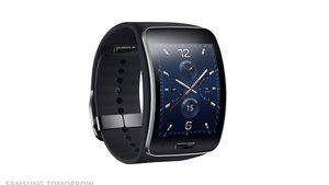 Samsung Gear S: Smartwatch mit gebogenem Display vorgestellt