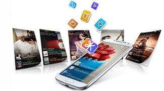 Samsung Inhalte & Dienste: Was ist das, was gibt es dort?